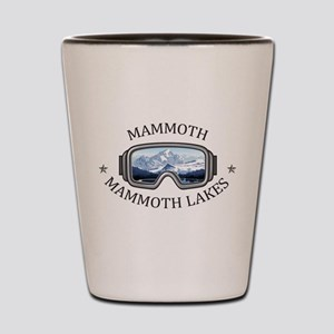 Mammoth - Mammoth Lakes - California Shot Glass