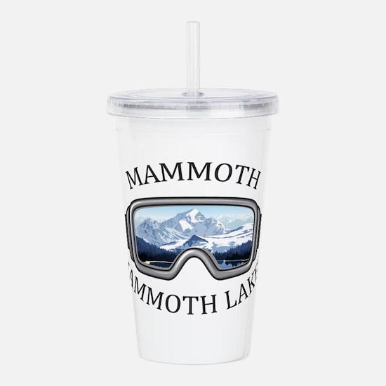Mammoth - Mammoth La Acrylic Double-wall Tumbler