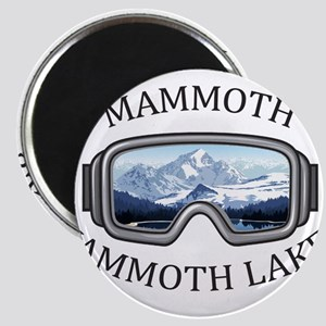 Mammoth - Mammoth Lakes - California Magnets