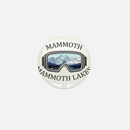 Mammoth - Mammoth Lakes - California Mini Button