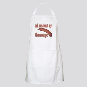 Ask Me About My Sausage Apron