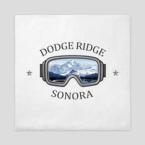 Dodge Ridge - Sonora - California Queen Duvet