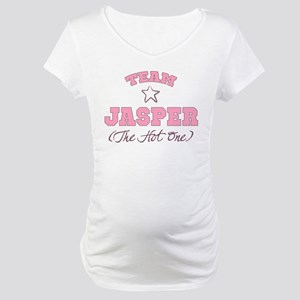 Hot Team Jasper Maternity T-Shirt
