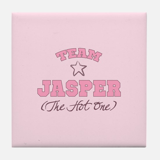 Hot Team Jasper Tile Coaster