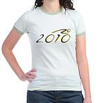 2010 Bike Jr. Ringer T-Shirt