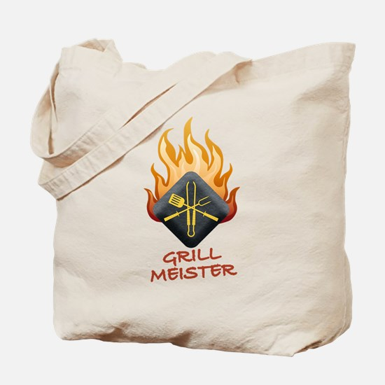 Grill Master Tote Bag