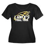Lance's Final Tour Women's Plus Size Scoop Neck Da