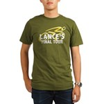 Lance's Final Tour Organic Men's T-Shirt (dark)