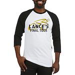 Lance's Final Tour Baseball Jersey