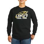 Lance's Final Tour Long Sleeve Dark T-Shirt