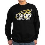 Lance's Final Tour Sweatshirt (dark)