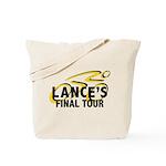 Lance's Final Tour Tote Bag