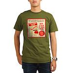 Climbing Cajones Organic Men's T-Shirt (dark)