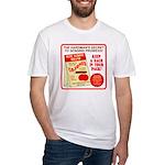 Climbing Cajones Fitted T-Shirt