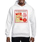 Climbing Cajones Hooded Sweatshirt