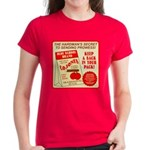 Climbing Cajones Women's Dark T-Shirt