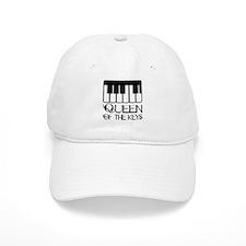 Piano Queen Of Keys Cap