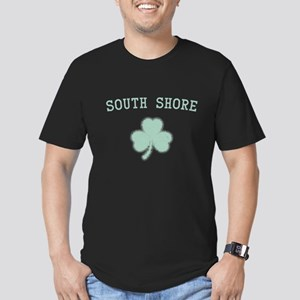 South Shore Men's Fitted T-Shirt (dark)