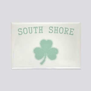 South Shore Rectangle Magnet