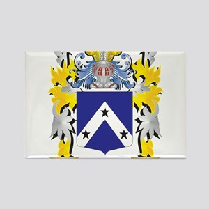 Ruprecht Family Crest - Coat of Arms Magnets
