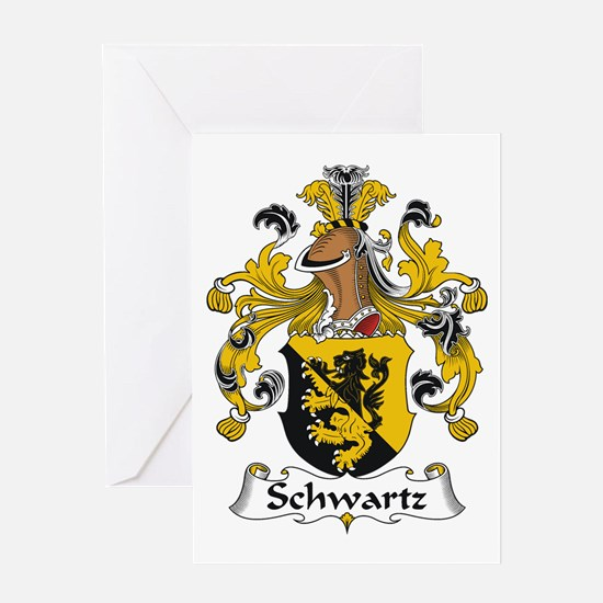 Schwartz Greeting Card