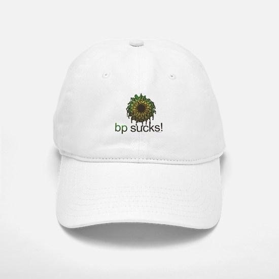 bp Sucks Baseball Baseball Cap