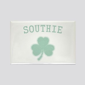 Southie Irish Rectangle Magnet