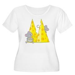 Animal Alphabet Mouse T-Shirt