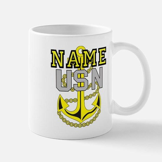 Custom Anchor #4 Mug