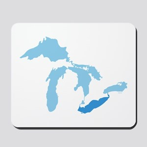 Lake Erie Mousepad