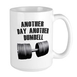 Another day... Large Mug