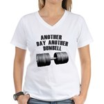 Another day... Women's V-Neck T-Shirt