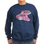 Jagged Spoon Cafe Sweatshirt (dark)