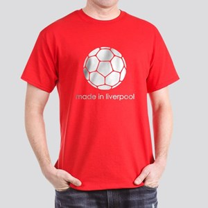 Made In Liverpool Dark T-Shirt