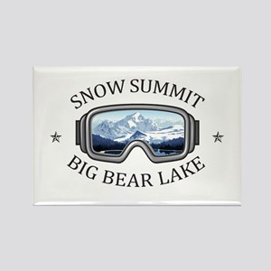 Snow Summit - Big Bear Lake - California Magnets