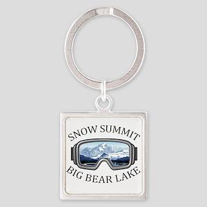 Snow Summit - Big Bear Lake - Californ Keychains