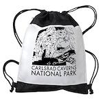 Carlsbad Caverns National Park Drawstring Bag