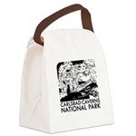Carlsbad Caverns National Park Canvas Lunch Bag