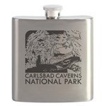 Carlsbad Caverns National Park Flask