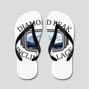 Diamond Peak - Incline Village - Neva Flip Flops