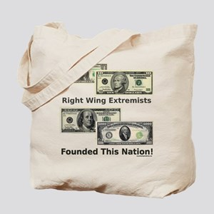RightWing: Tote Bag