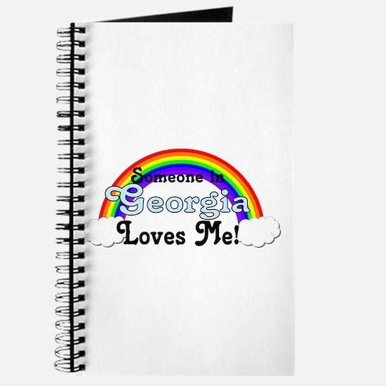 Someone in GA Loves Me Journal