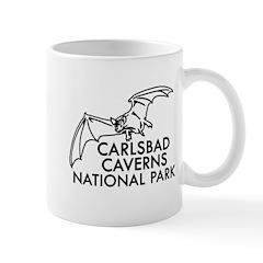 Carlsbad Caverns National Park Bat Mugs