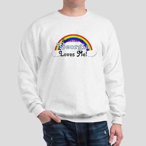 Someone in GA Loves Me Sweatshirt
