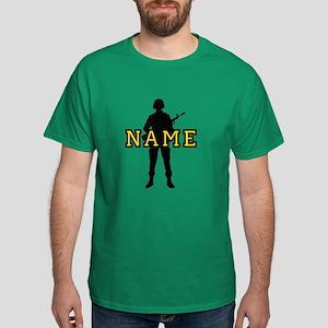 Army Custom #5 Dark T-Shirt