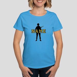 Army Custom #5 Women's Dark T-Shirt