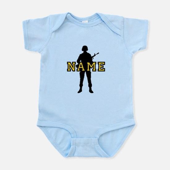 Army Custom #5 Infant Bodysuit