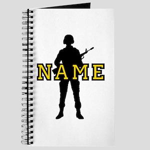 Army Custom #5 Journal