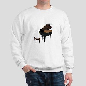 Concert Pianist Sweatshirt