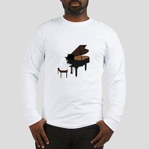 Concert Pianist Long Sleeve T-Shirt